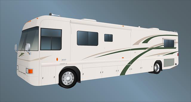 mobilní dům autobus