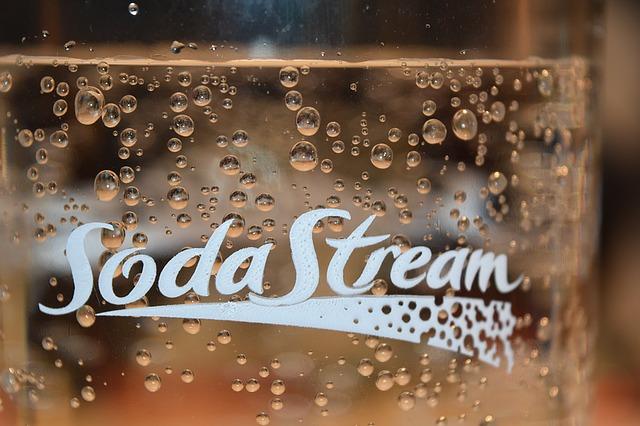 lahev na soda stream