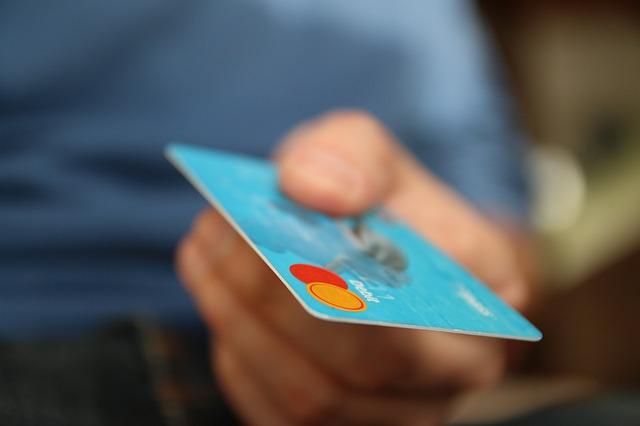 platba pomocí karty
