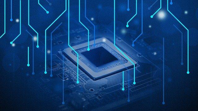 moderní procesor
