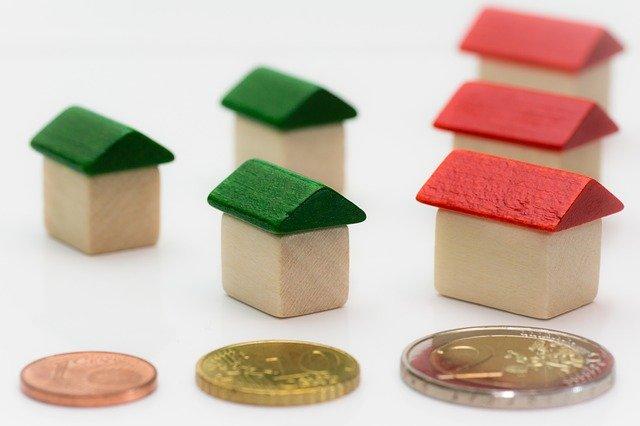 ceny domů