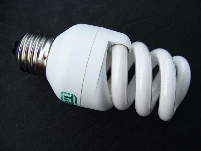 žárovka úsporná