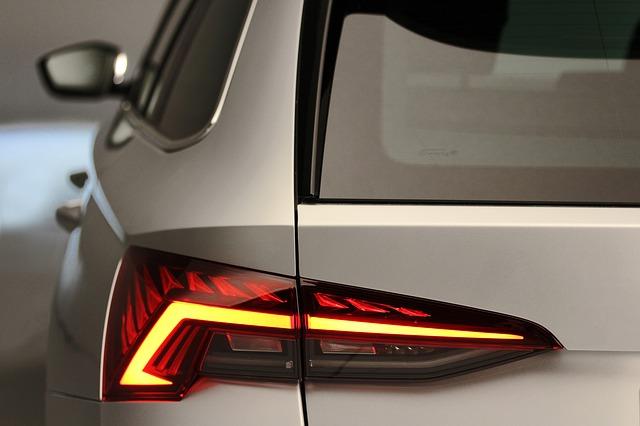 Škoda Octavia detail